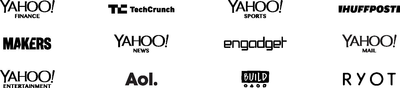 Verizon Media Homepage