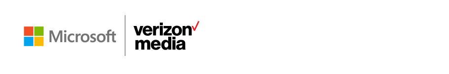 Verizon Media + Microsoft