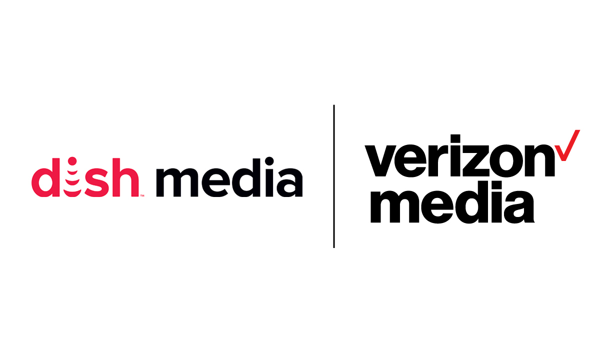 DISH and Verizon Media Partnership