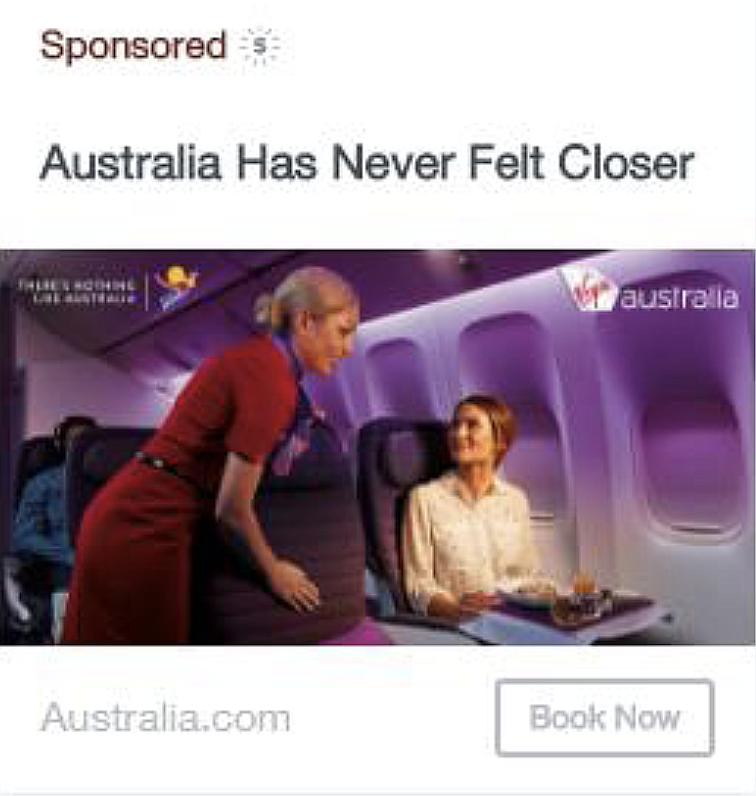 Australia Tourism Ad