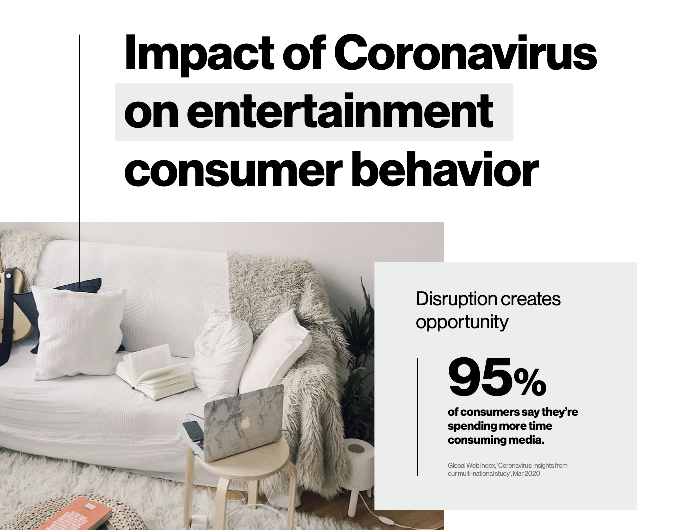 The Future of Streaming - Impact of Coronavirus