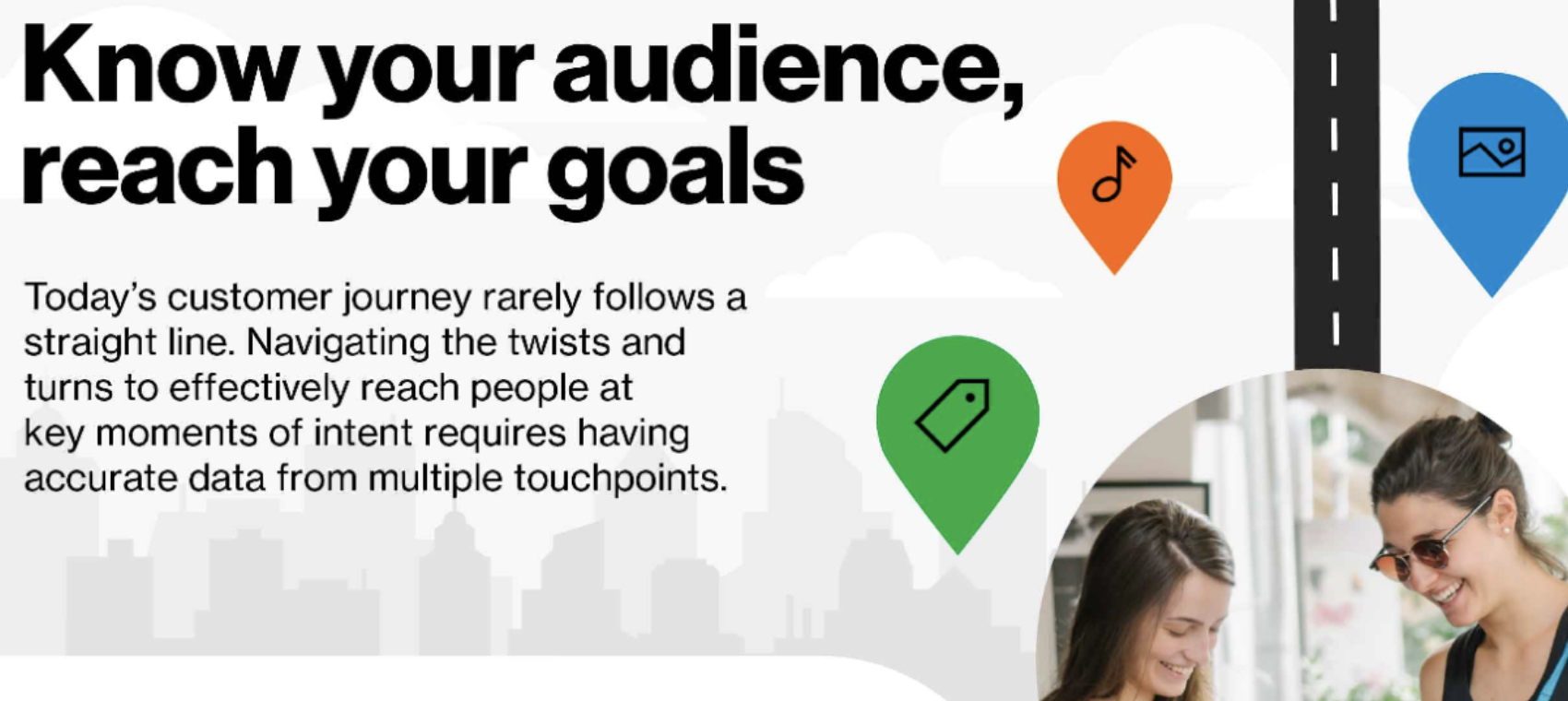 know your audience reach your goals