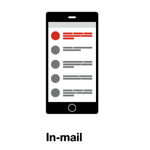 Native Advertising - In-Mail