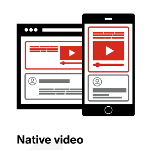 Native Advertising - Video