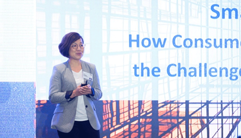 Vicky Ng, Head of Knowledge, GroupM HK