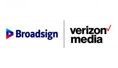 brodsign and verizon media