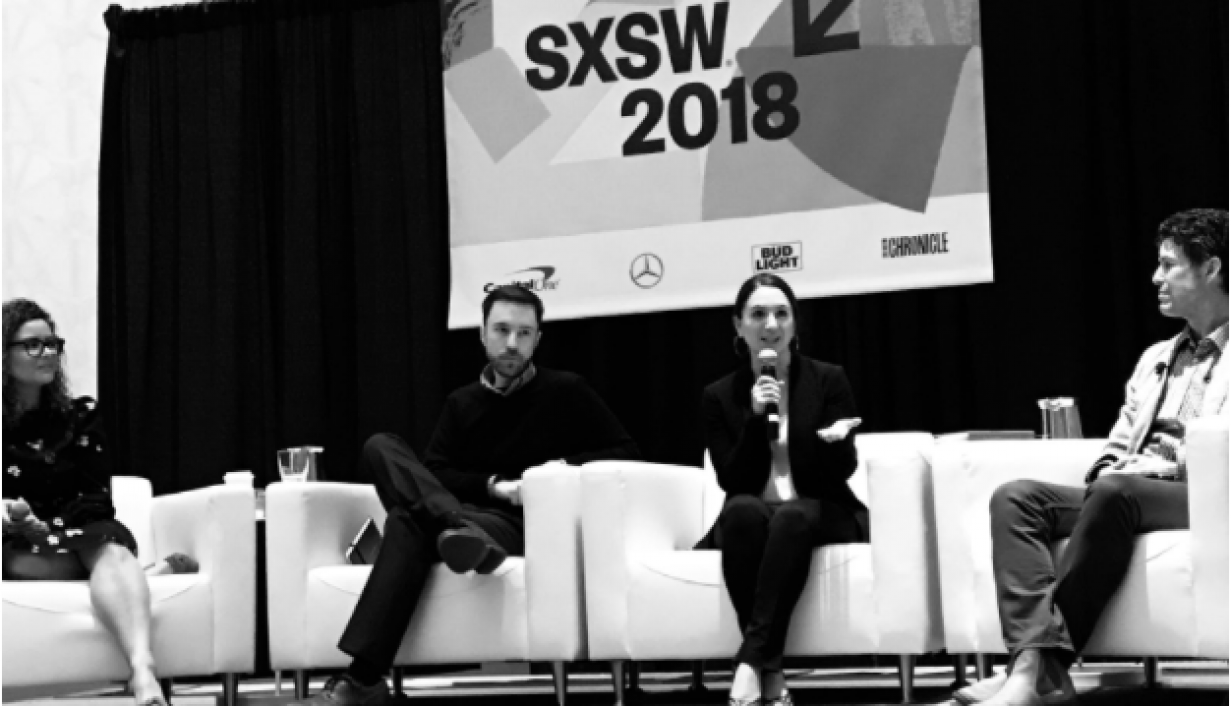 Oath's Business and Human Rights team takes their message of privacy and free expression to SXSW