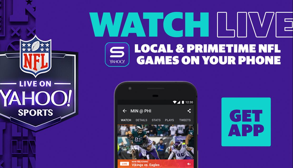 NFL Live on Yahoo Sports