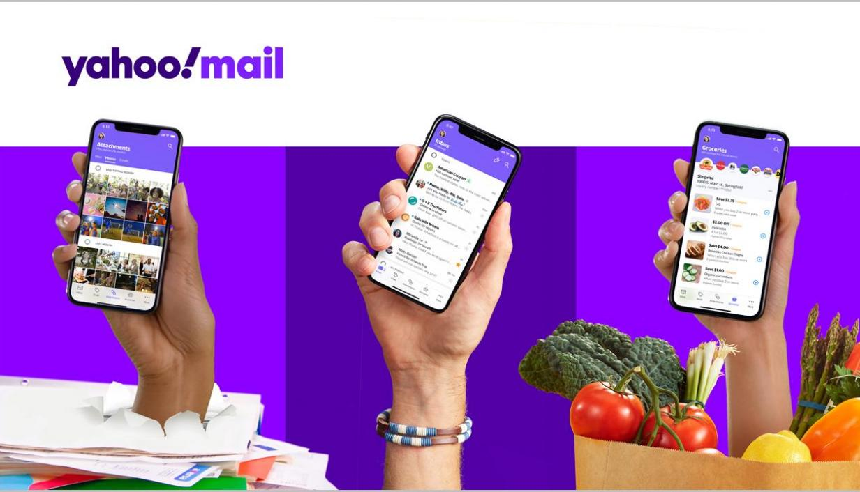 Yahoo Mail on multiple mobile phones
