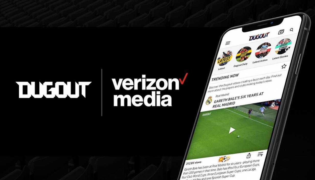Acuerdo global de Verizon Media y Dogout