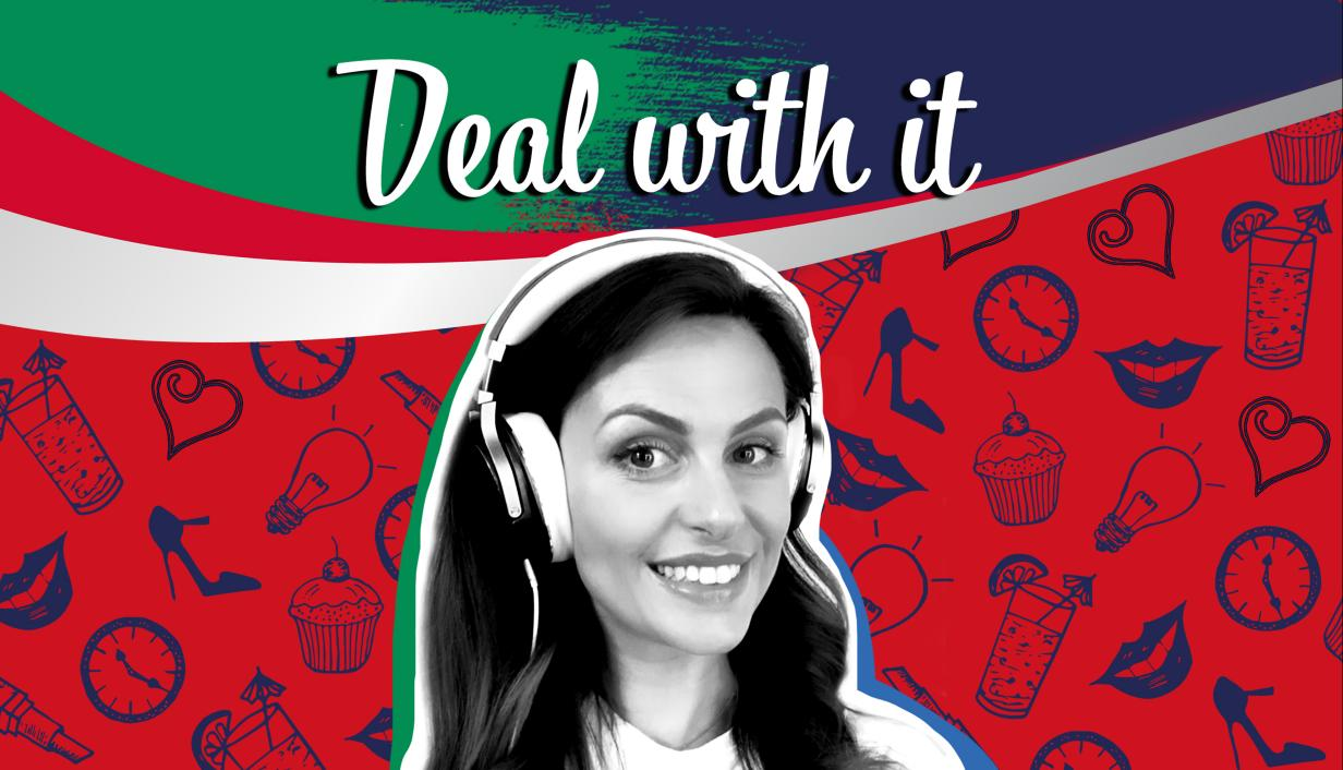 Deal With It Podcast cover