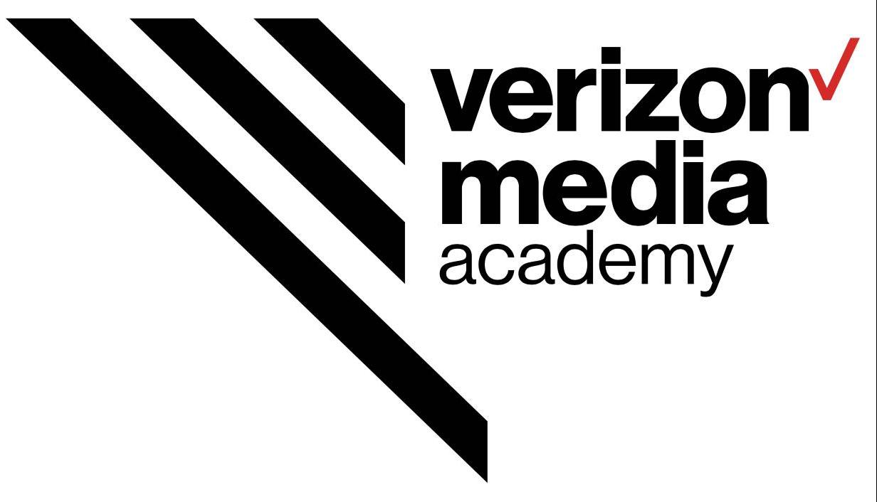 Verizon Media Academy logo