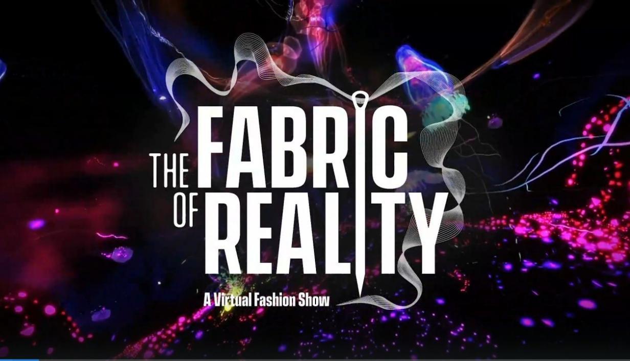 5G 新時尚!Verizon Media 跨界大玩 VR 時裝秀《The Fabric of Reality》