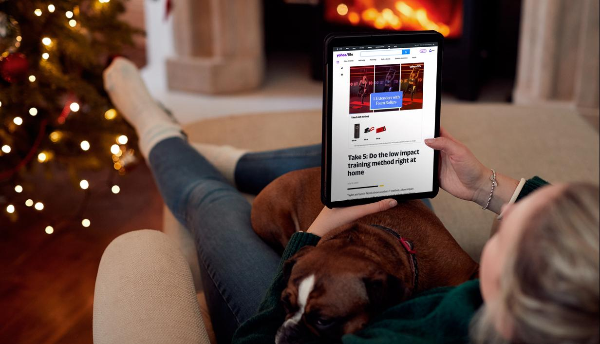 Turn holiday inspiration into action with immersive formats
