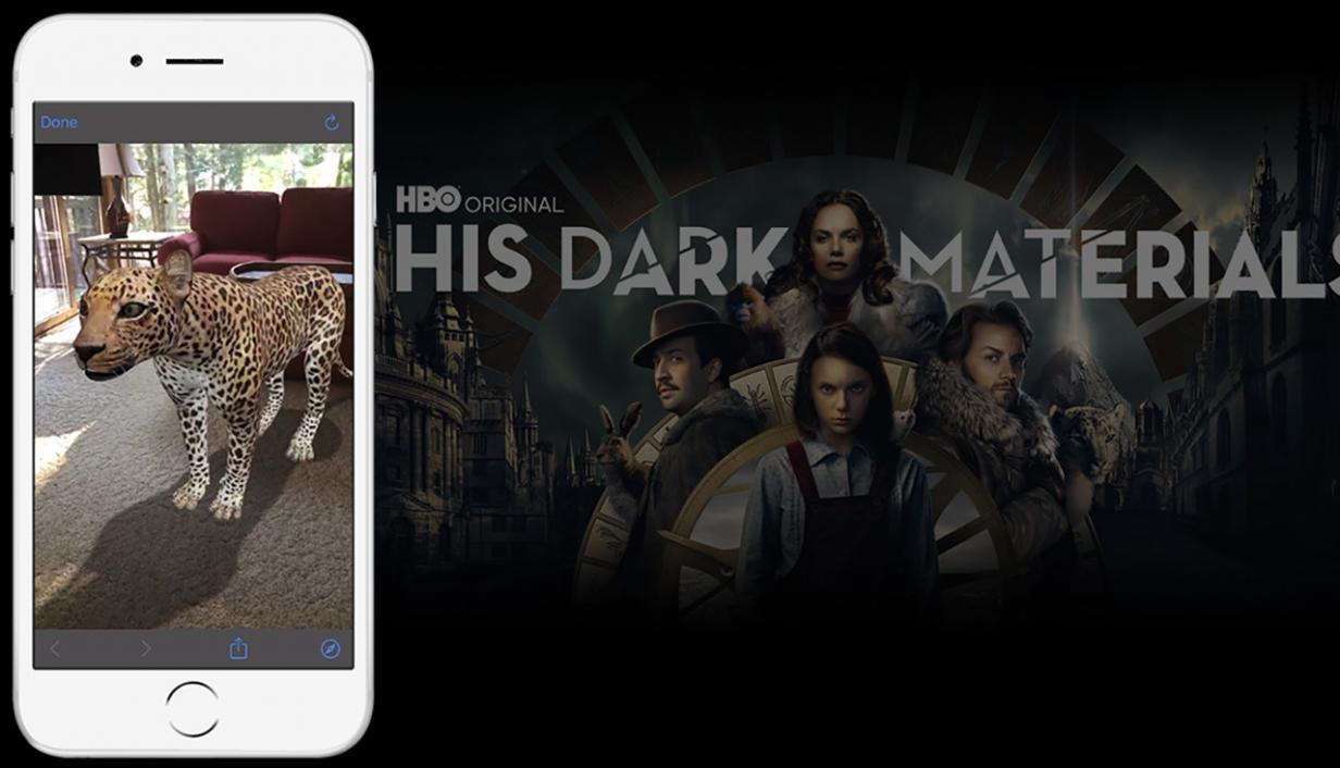 HBO His Dark Materials