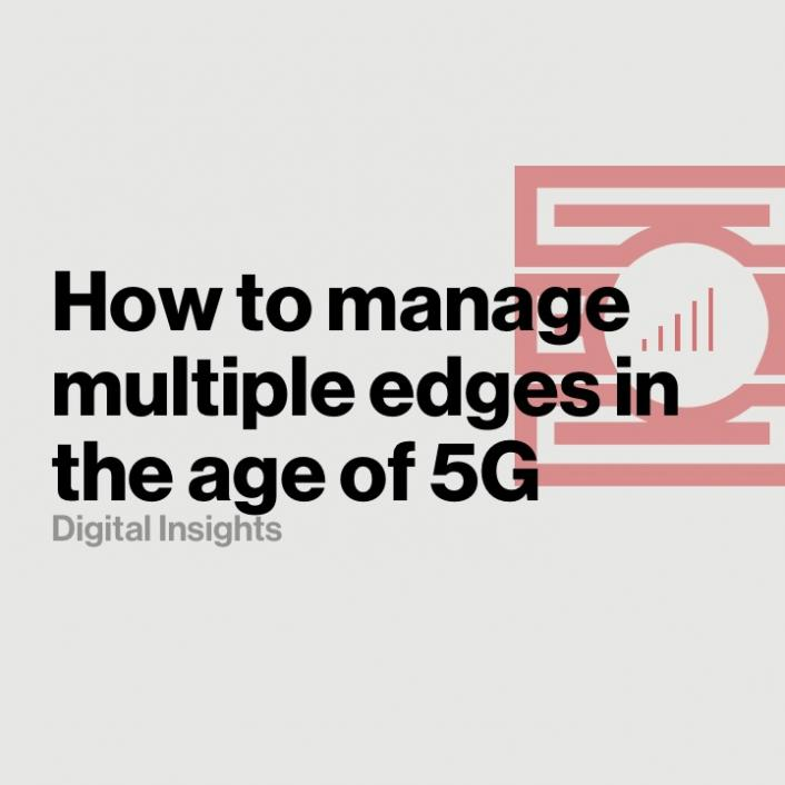 How to manage multiple edges in the age of 5G