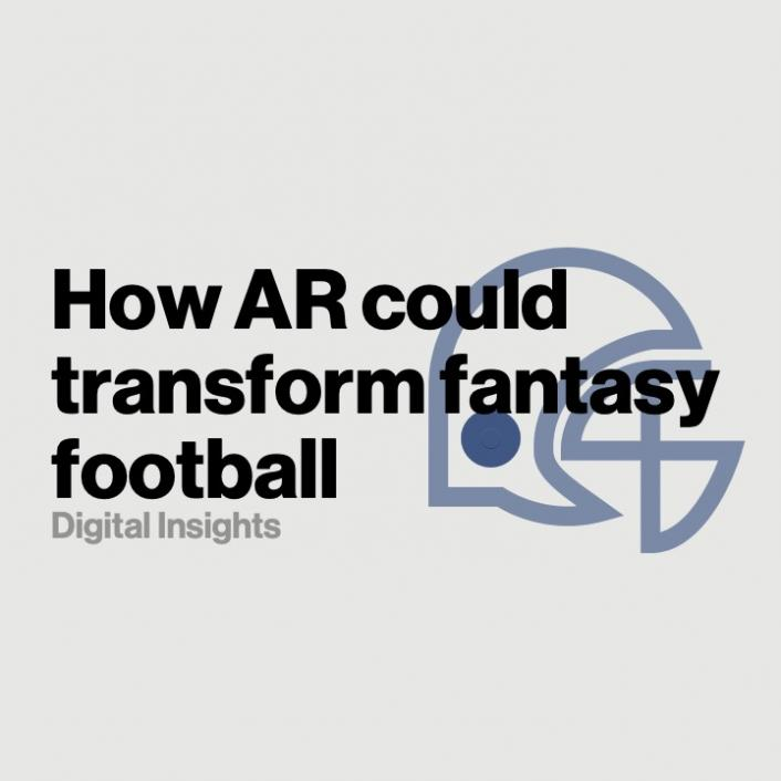 How AR apps could transform fantasy football