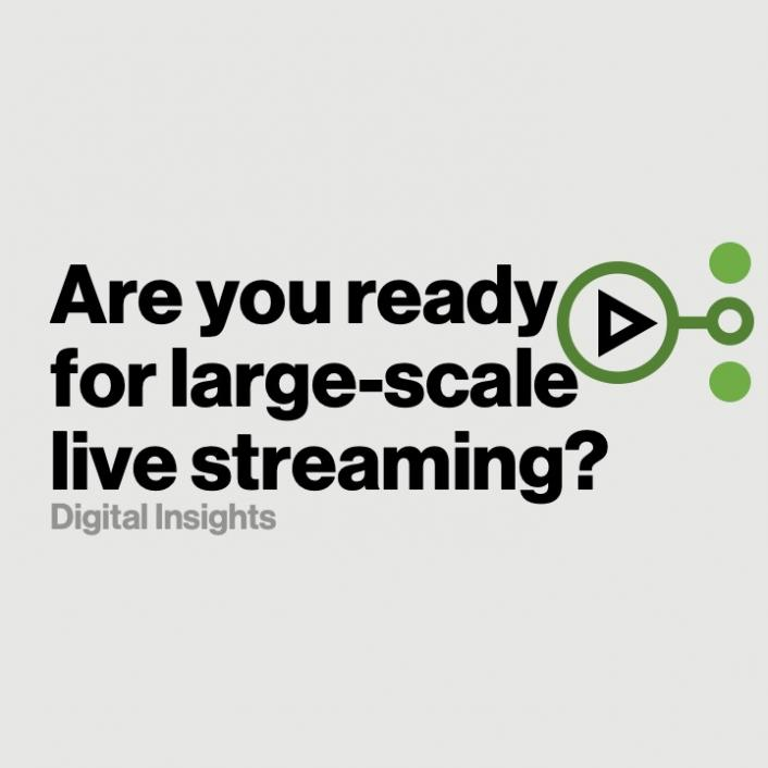 Is your CDN partner's customer service ready for large-scale live streaming?