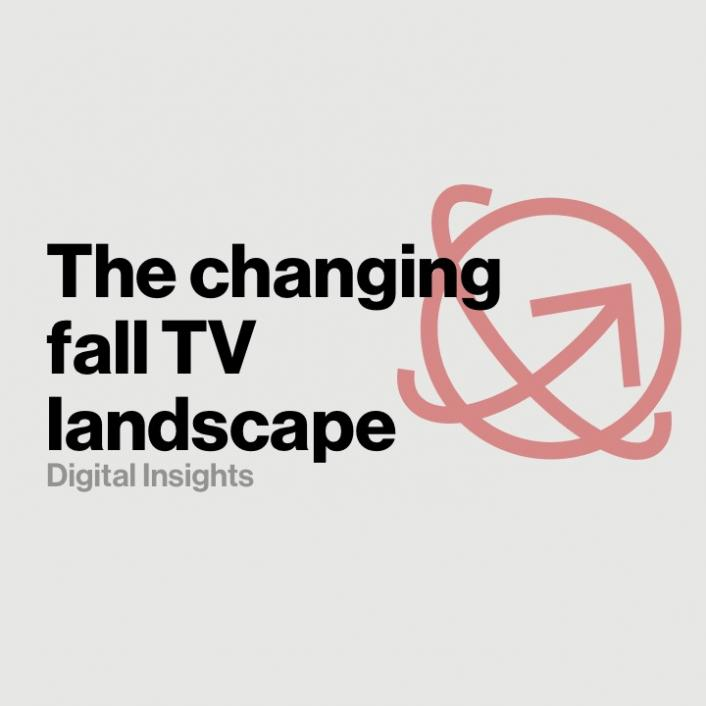 How Cord Cutters are Changing the Fall TV Landscape