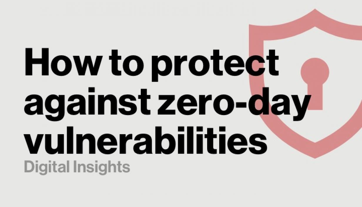 How fast can you patch? How to buy time during the next zero-day vulnerability