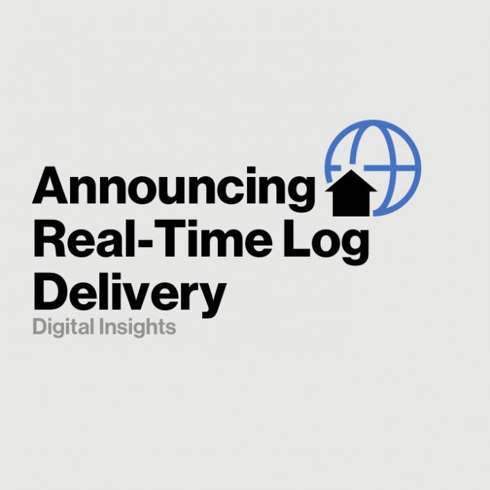 Announcing Real-Time Log Delivery with the Edgecast CDN