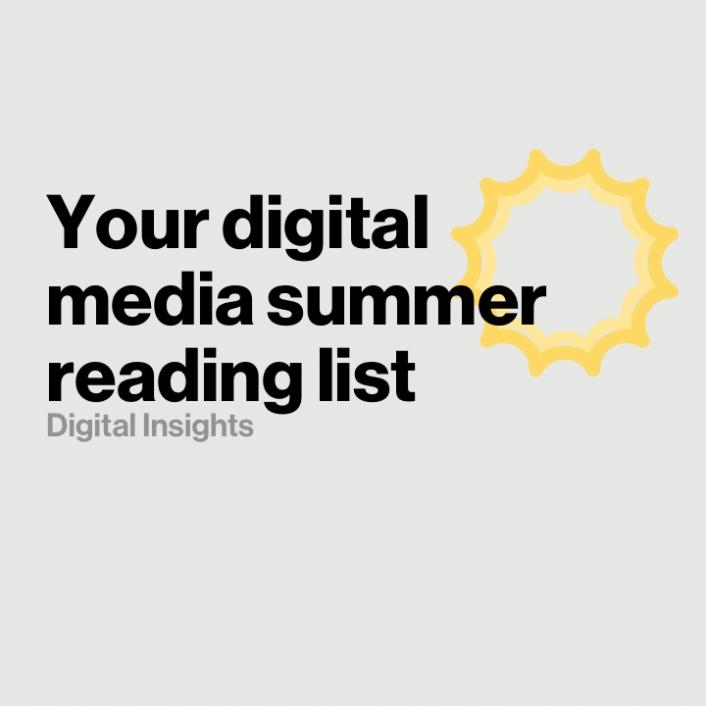 Check out the top 7 digital media services reads for summer