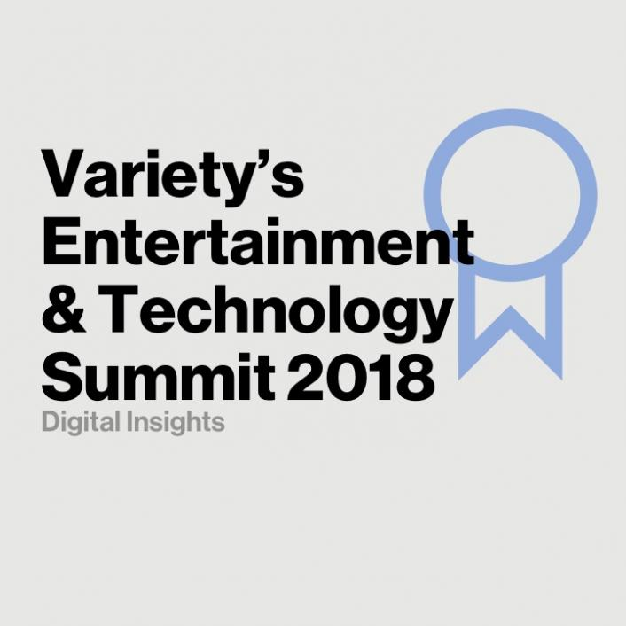 Delivering the Future of Media at the Variety Entertainment and Technology Summit - Verizon Digital Media Services