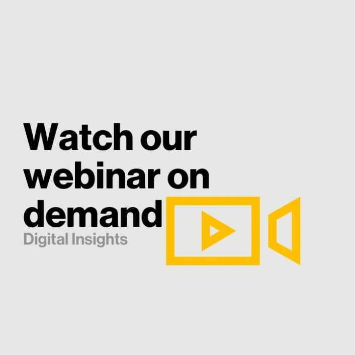 "Watch the on-demand Webinar, ""Built for Media: Video delivery in a mobile-first world"""