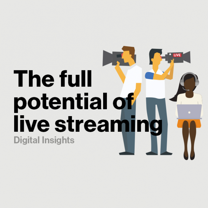 How to reach the full potential of live streaming