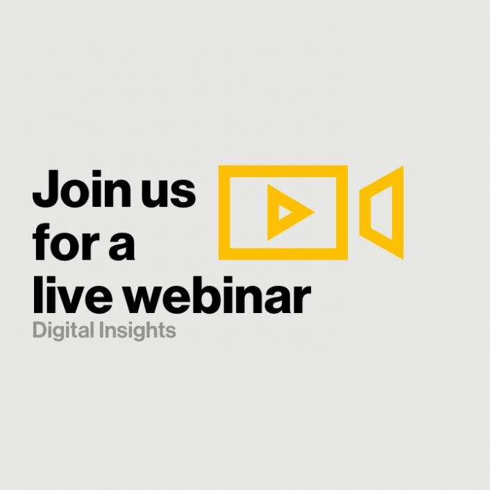Don't Miss the Live Webinar, Built for Media: Video Delivery in a Mobile-First World - Verizon Digital Media Services