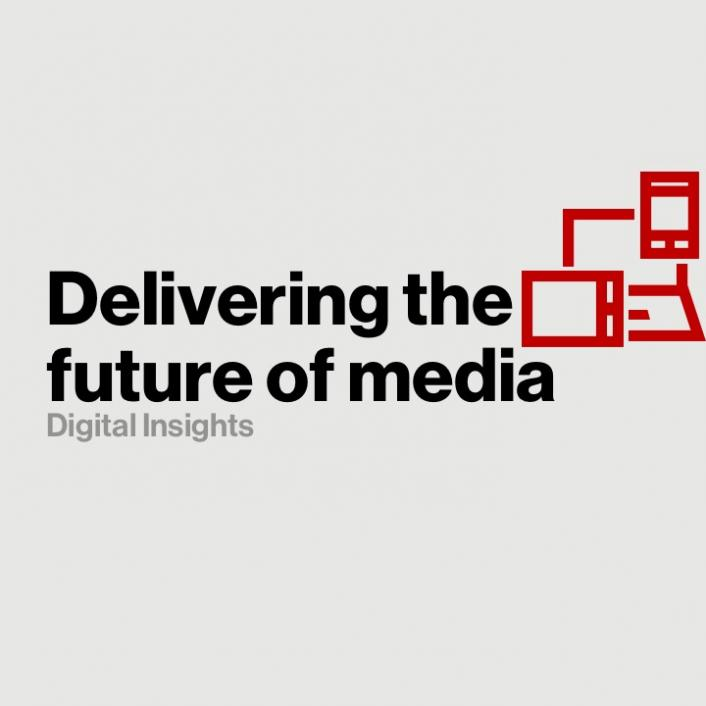 Delivering the Future of Media for Today's Consumers - Verizon Digital Media Services