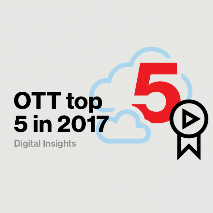 Top 5 Moments for OTT in 2017 - Verizon Digital Media Services