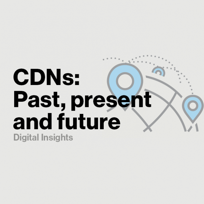 Content Delivery Networks: Past, Present and Future - Verizon Digital Media Services