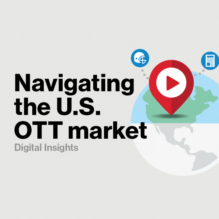 Getting Into the US OTT Market - Verizon Digital Media Services