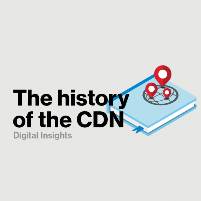 History of the CDN & Why It Matters - Verizon Digital Media Services