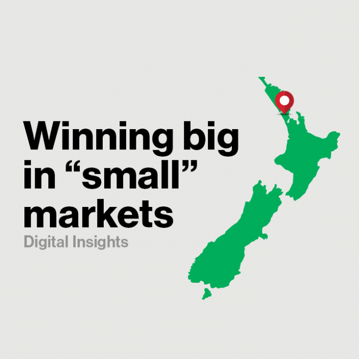 "New Zealand: A Case Study on Winning Big in ""Small"" Markets - Verizon Digital Media Services"