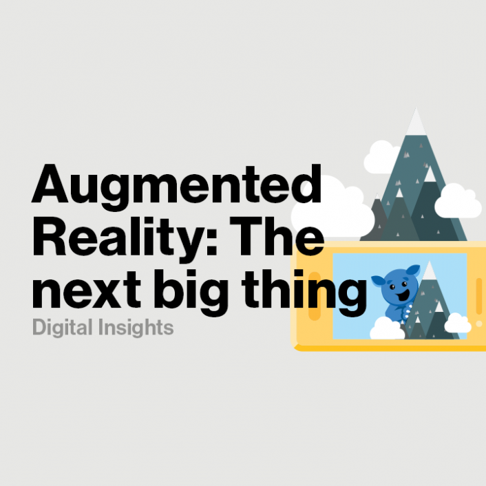 Why AR is Going to Be The Next Big Thing - Verizon Digital Media Services