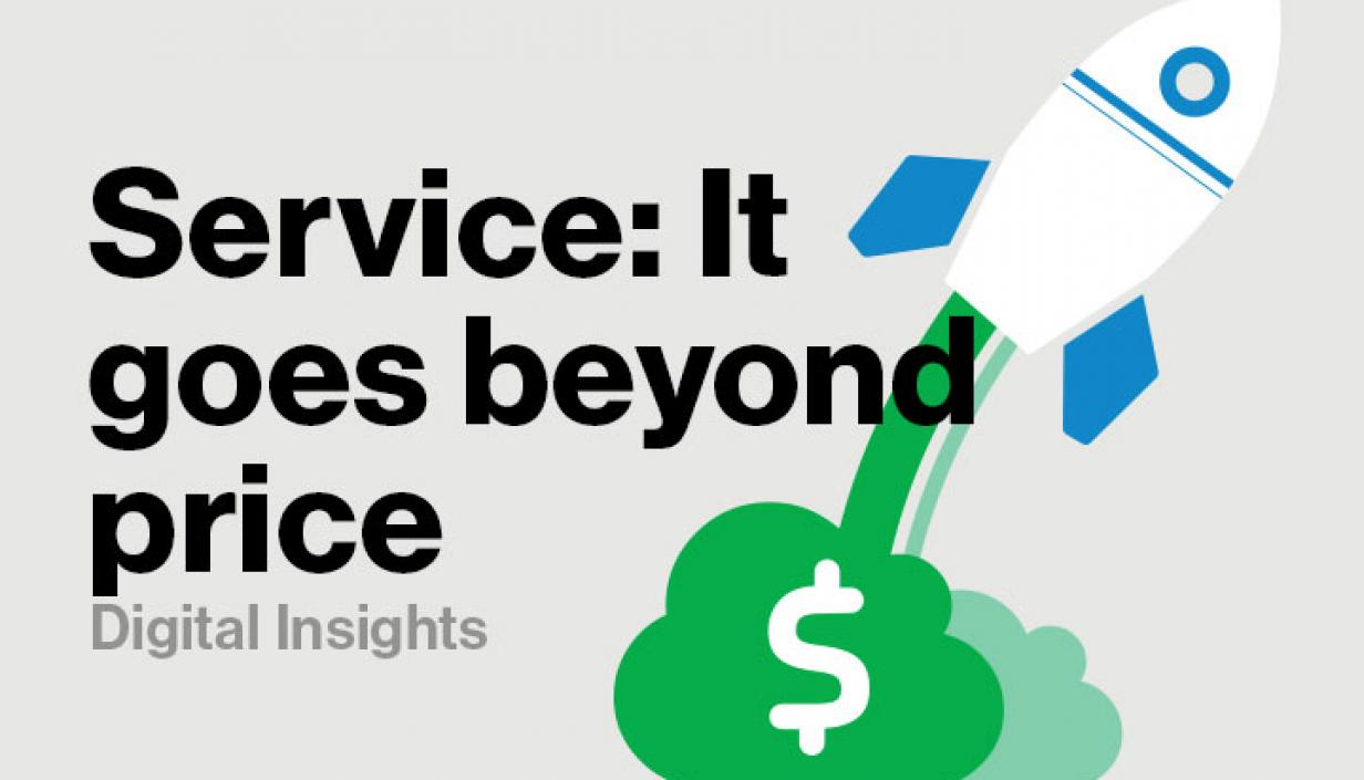 Why Service Goes Beyond Price - Verizon Digital Media Services