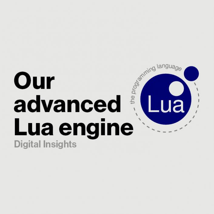 What Can Lua do for You? - Verizon Digital Media Services