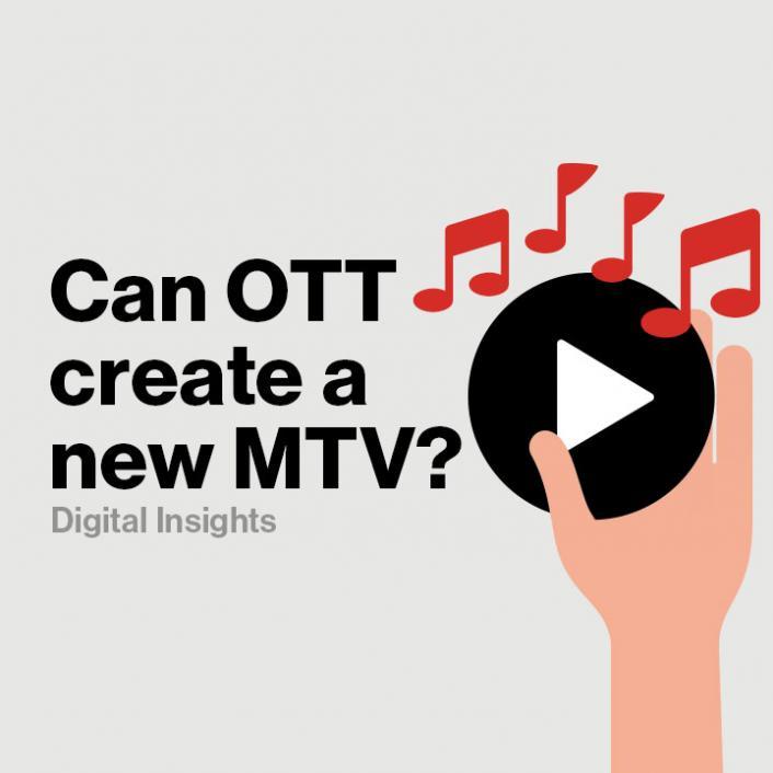 I Want My MTV Back. Can OTT Create a New MTV? - Verizon Digital Media Services
