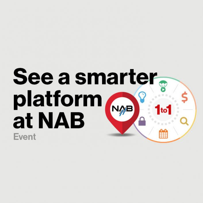Discover a Smarter Platform at NAB 2017 to Power Personalized Experiences for Every Viewer - Verizon Digital Media Services