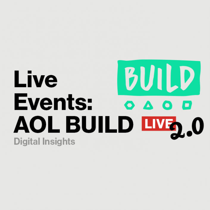 BUILD Series Integrates new Live Event Features from Verizon Digital Media Services
