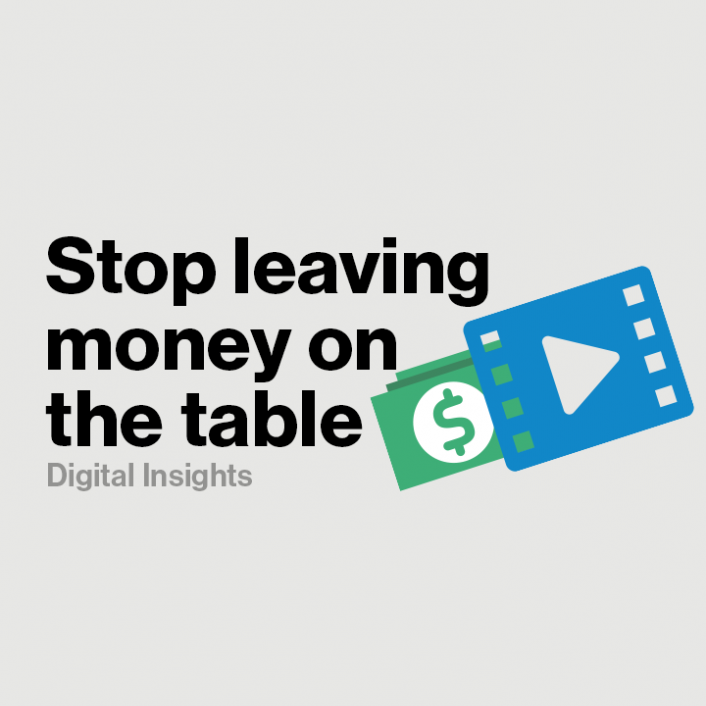 Don't Leave Money on the Table When it Comes to Monetizing Your Content - Verizon Digital Media Services