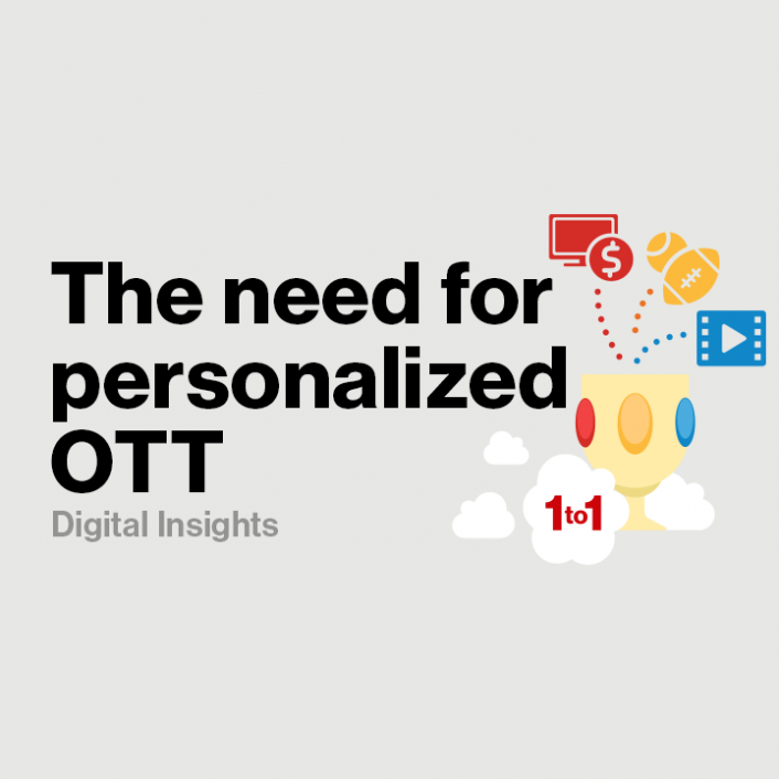 Now is the Time to Start Delivering Personalized OTT Experiences - Verizon Digital Media Services