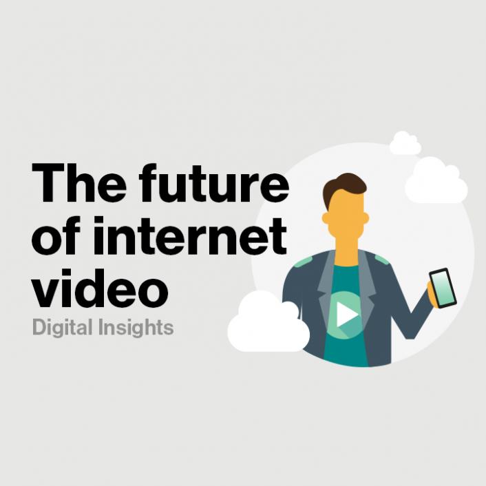 The Future of Internet Video Revolves Around Quality & Personalizaiton - Verizon Digital Media Services