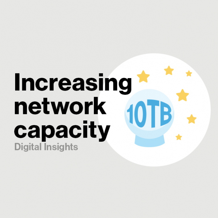 Adding 10 Terabits-per-Second to Our Network in 18 Months - Verizon Digital Media Services
