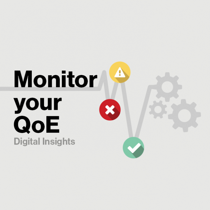 Monitor Your Streaming Video QoE with Slicer Monitoring