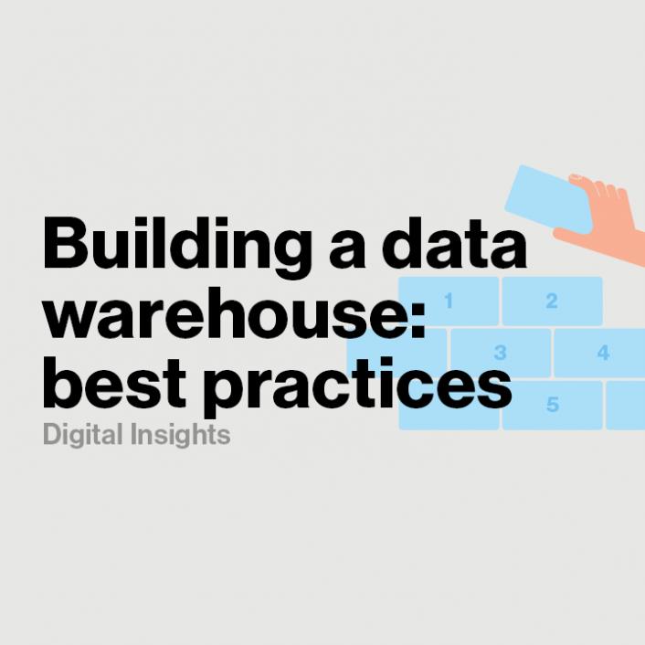 Five Best Practices for Building a Data Warehouse - Verizon Digital Media Services