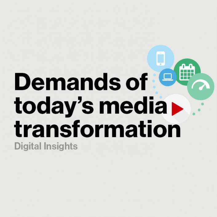 Media Transformation in the Digital Era - Verizon Digital Media Services