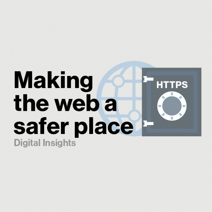 Making the Web Safer with HTTPS - Verizon Digital Media Services